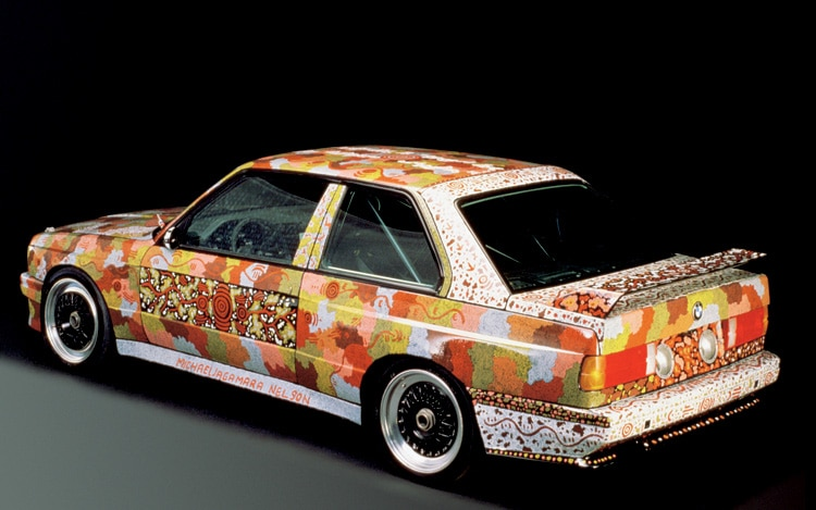BMW Art Car ...