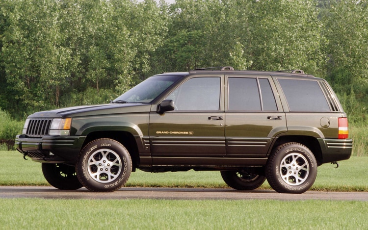 Jeep Grand Cherokee History Automobile Magazine