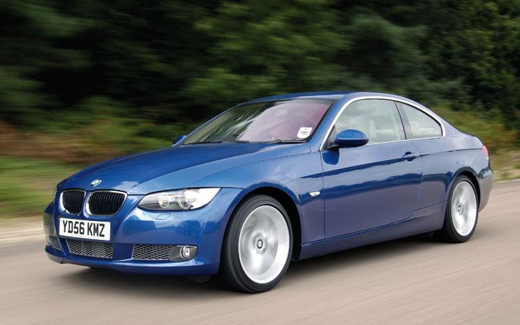 BMW I Coupe Editors Notebook Automobile Magazine - Bmw 335i coupe