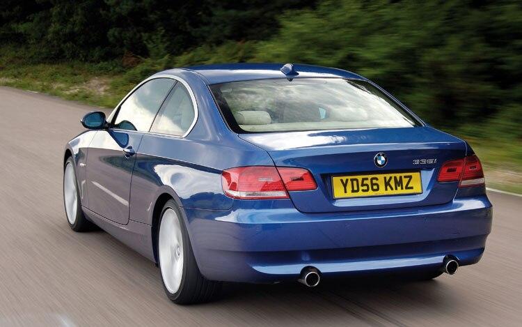 BMW I Coupe Editors Notebook Automobile Magazine - 2010 bmw 335i m sport