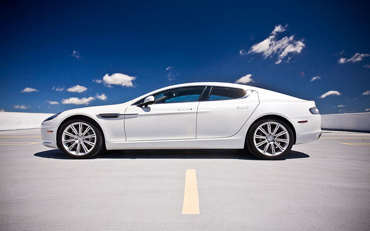 2010 Aston Martin Rapide Side2