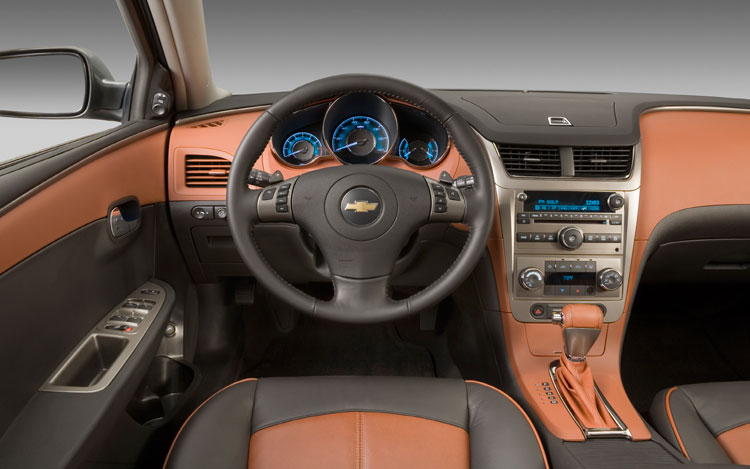 2010 chevrolet malibu ltz automobile magazine - 2010 chevy malibu exterior colors ...