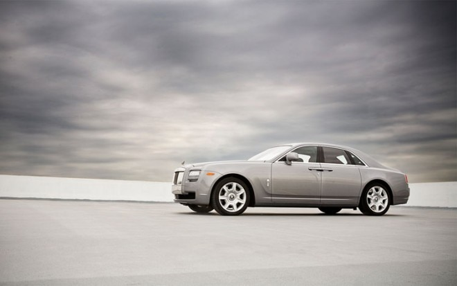 2010 Rolls Royce Ghost Driver Three Quarter3 660x413
