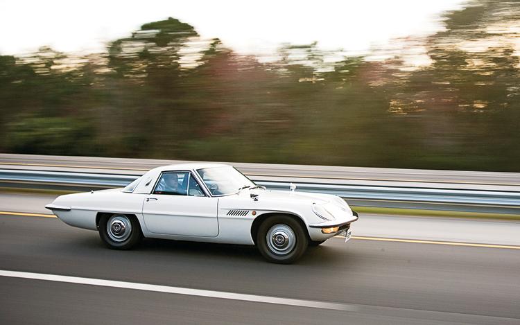 1967 Mazda Cosmo Sport 110s Orange Blossom Tour Florida