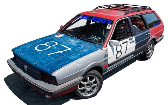 1987 Volkswagen Quantum Illustration 660x413
