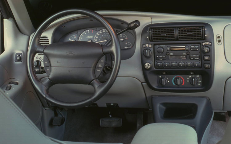 Ford explorer retrospective automobile magazine for 2002 ford explorer rear window hinge recall