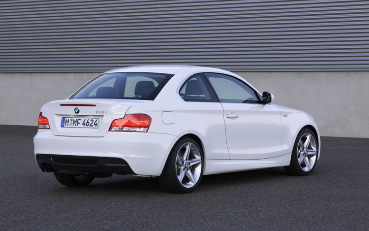 BMW I Coupe Editors Notebook Automobile Magazine - Bmw 135i cost