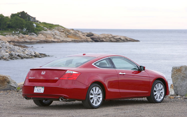 2010 honda accord ex l v 6 coupe editor 39 s notebook automobile magazine. Black Bedroom Furniture Sets. Home Design Ideas