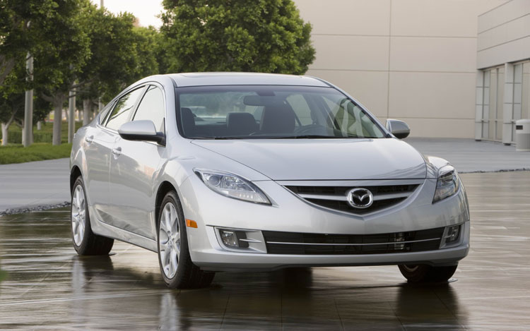 2010 Mazda 6 Grand Touring Front1