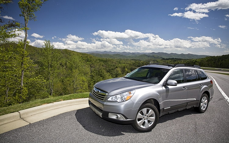 2010 subaru outback 3 6r limited four seasons long term. Black Bedroom Furniture Sets. Home Design Ideas