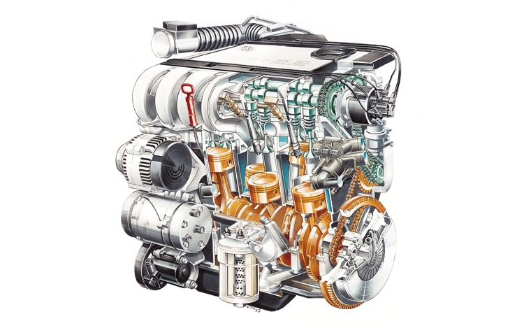 VR6 Engine