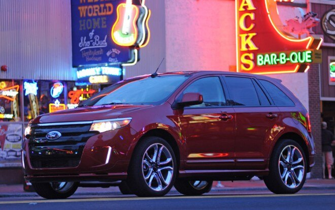 1008 06 Z 2011 Ford Edge Sport Front Three Quarters View 660x413