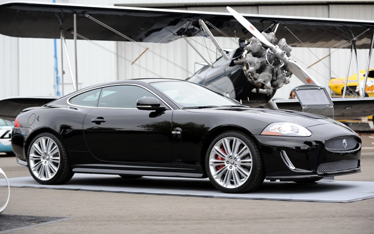 first drive jaguar xkr175 automobile magazine. Black Bedroom Furniture Sets. Home Design Ideas