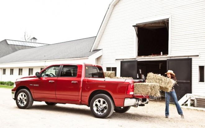 2009 Dodge Ram 1500 Rear3 660x413