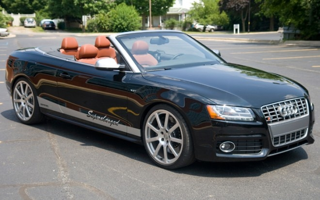 2010 MTM Audi S5 Cabriolet Front Three Quarters Static 660x413