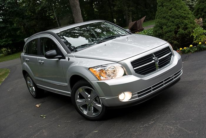 2010 Dodge Caliber Rush Front Three Quarters4