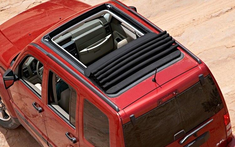2010 Jeep Liberty Renegade Editor S Notebook