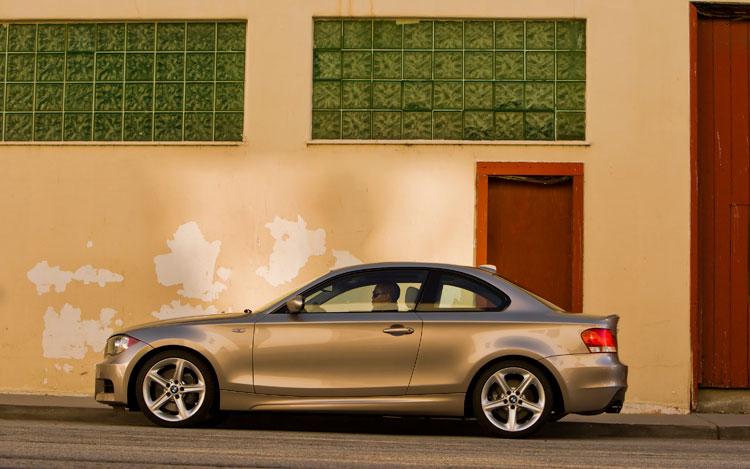 2011 BMW 135i Side2