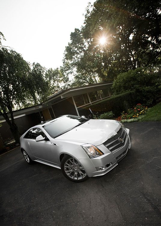 2011 Cadillac CTS Coupe - Editor's Notebook - Automobie ...