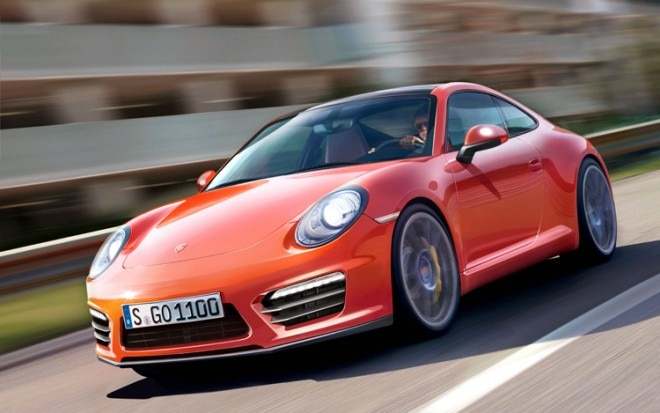 2011 Porsche 911 Front Three Quarters 660x413