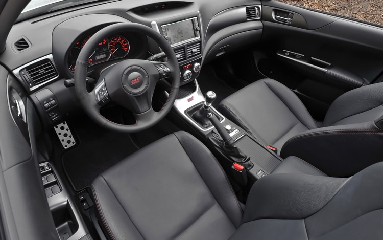 Subaru wrx 2011 hatchback