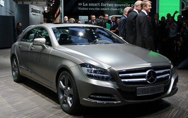 Mercedes Benz Cls Class Front Three Quarter1 660x413
