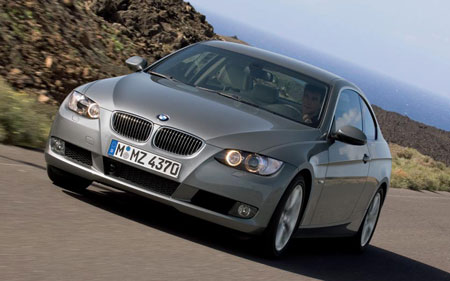 2007 BMW 335i Coupe Promo