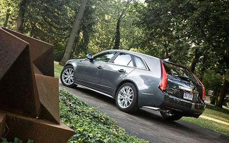 2010 Cadillac CTS Wagon Premium Promo