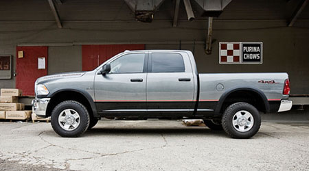 2010 Dodge Ram 2500 Power Wagon Promo
