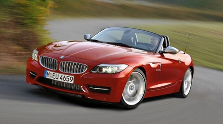 2011 BMW Z4 Sdrive35is Roadster Promo