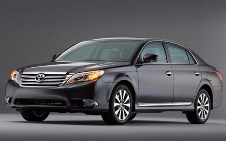 2011 Toyota Avalon Promo