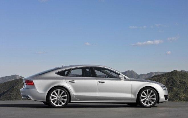 2011 Audi A7 Side View1 660x413