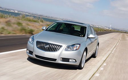 2011 Buick Regal Promo
