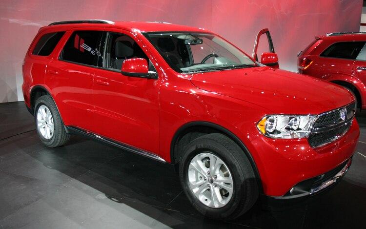 2011 Dodge Durango Front2