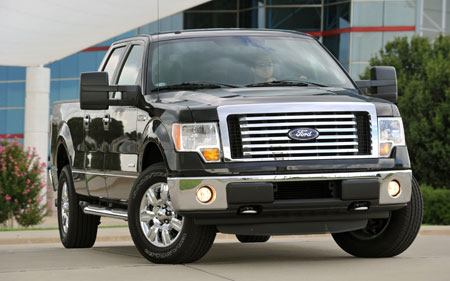 2011 Ford F 150 Hp