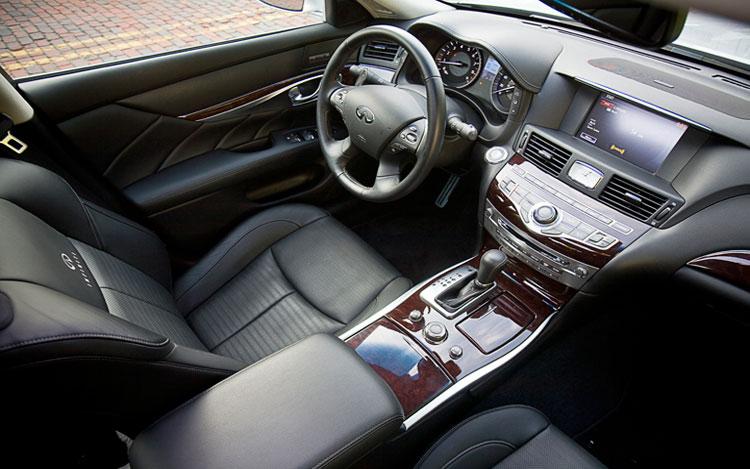 2011 Infiniti M37  Editors Notebook  Automobile Magazine