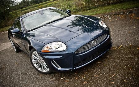 2011 Jaguar XK Coupe Hp