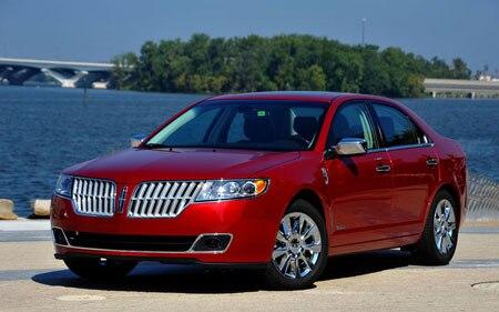 2011 Lincoln MKZ Hybrid Promo