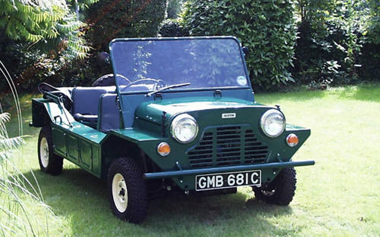 potential purchase of the week 1966 austin mini moke. Black Bedroom Furniture Sets. Home Design Ideas