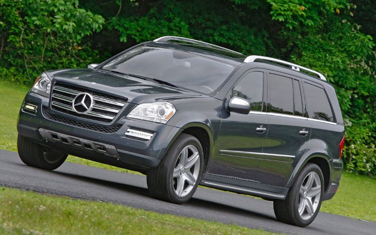 Off roading and soft roading mercedes benz future suvs for Mercedes benz crossover suv
