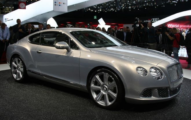 Bentley Continental Gt Front Three Quarter1 660x413