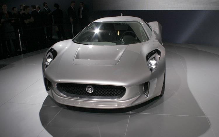 Jaguar C X75 Front1