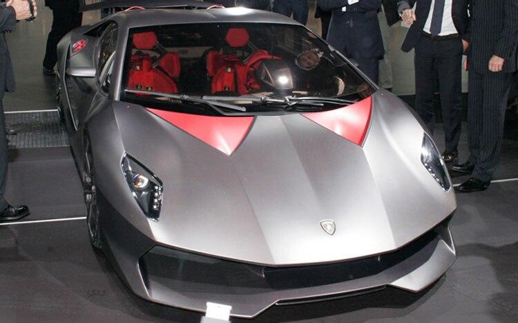 Lamborghini Sesto Elemento Concept Promo1