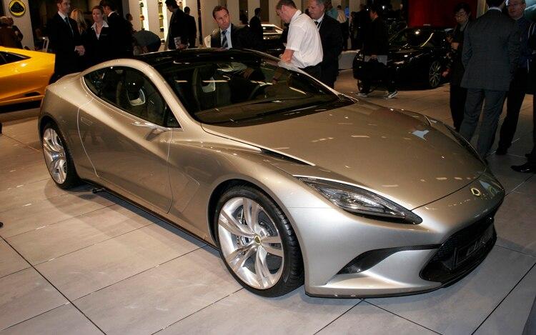 Lotus Elite Concept Front Three Quarters 2