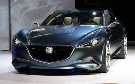 Mazda Shinari Amag Hp