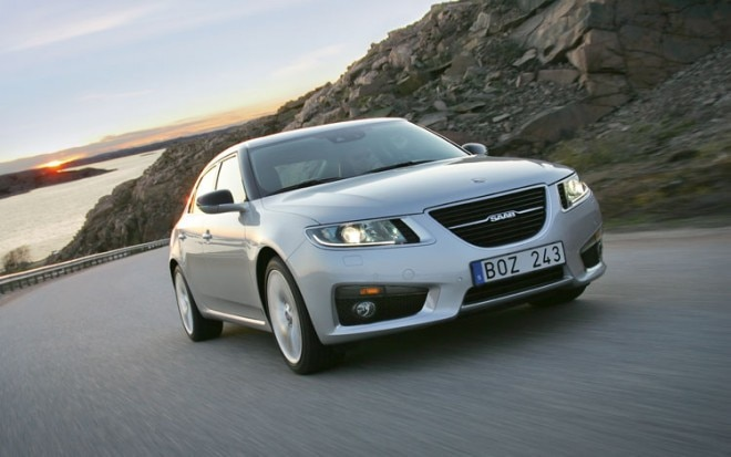 Saab 9 5 Front Three Quarters4 660x413