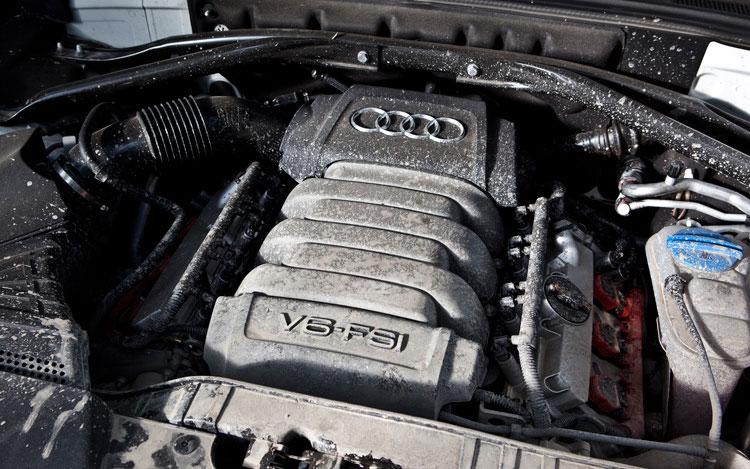2010 Audi Q5 32 September Update Automobile Magazine