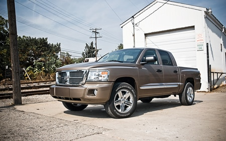 2010 Dodge Dakota Laramie Crew Cab Hp