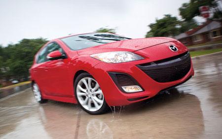 2010 Mazda3 Hp