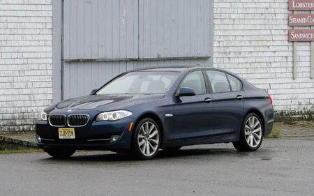 2011 BMW 535i Hp